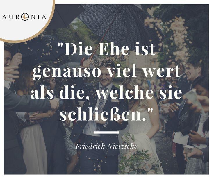 Zitat Von Friedrich Wilhelm Nietzsche Ehe Ist Genau So Viel Wert Als