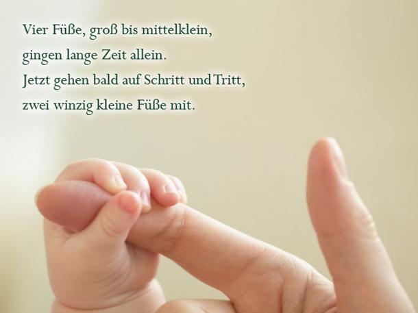Ob Modern Klassisch Oder Biblisch Hier Finden Sie Schonsten Spruche Und Zitate Zur Geburt Fur Gluckwunschkarten Und Geburtsanzeigen