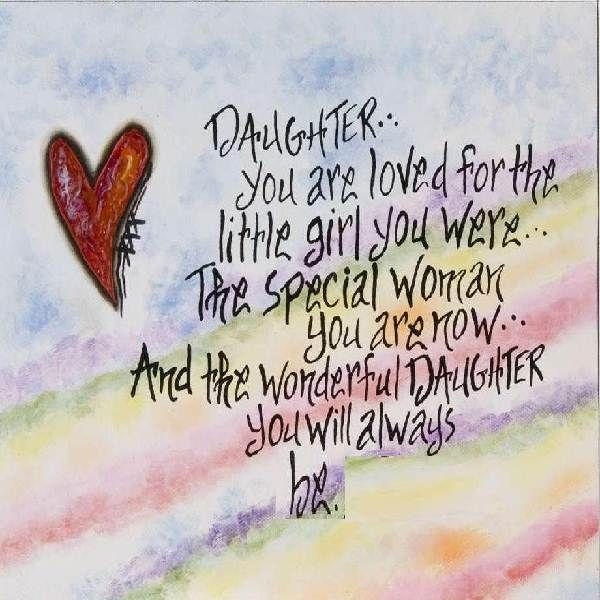 Daughter Sayings P Os Posts Related To I Love You Mom Quotes From Daughter