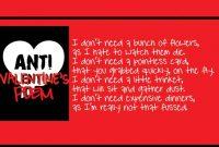 Anti Valentines Day Cards Anti Valentines Day Quotes Anti Valentines Cards Funny Anti