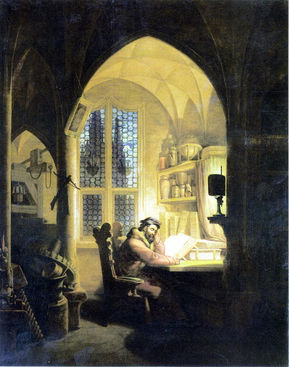 Filekersting Faust Im Stu Rzimmer Jpg Wikimedia Commons