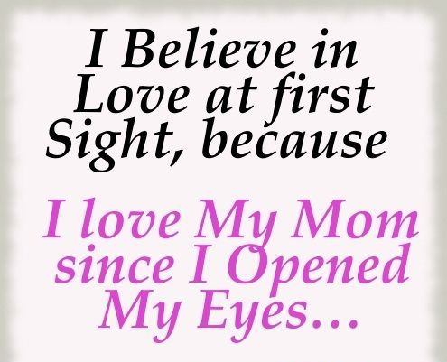 Mother Love Quotes And Sayings