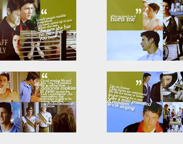 One Tree Hill Quotes Nathan