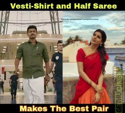 Vijay Latest Love Memes  Vijay Movie Love Quotes