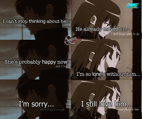 Image Result For Anime Love Quotes