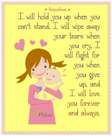 I Will Love You Forever And Always Quotes Quote Daughter Quotes Mother And Daughter Quotes