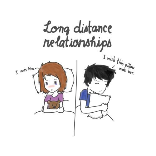 Cute Long Distance Relationship Quotes For Him And Her With Romantic Images Distance Friendship Or Love Affairs Quotes Sayings Messages To Romance To