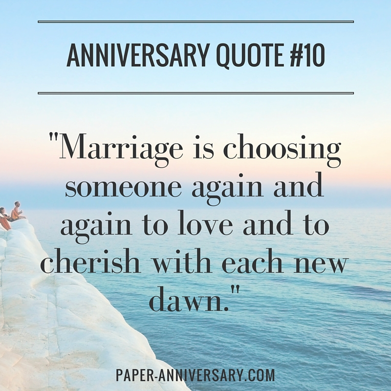 Anonymous Romantic Anniversary Quote For Her
