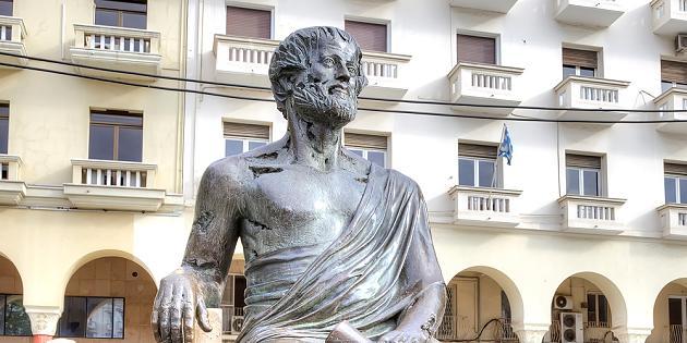Aristoteles Zitate Und Spruche Focus Online