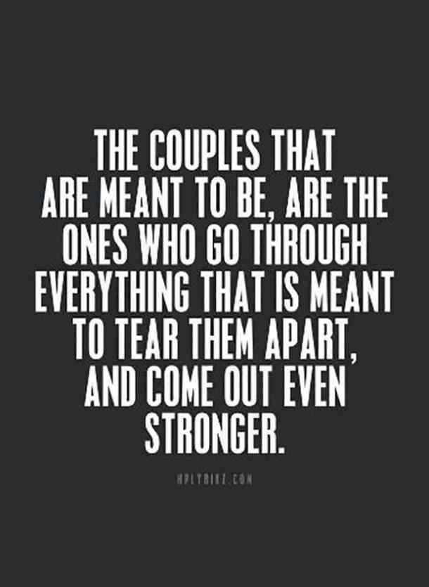 Love Quotes Tough Times