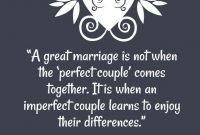 Great Marriage Quotes For Couples Newly Married