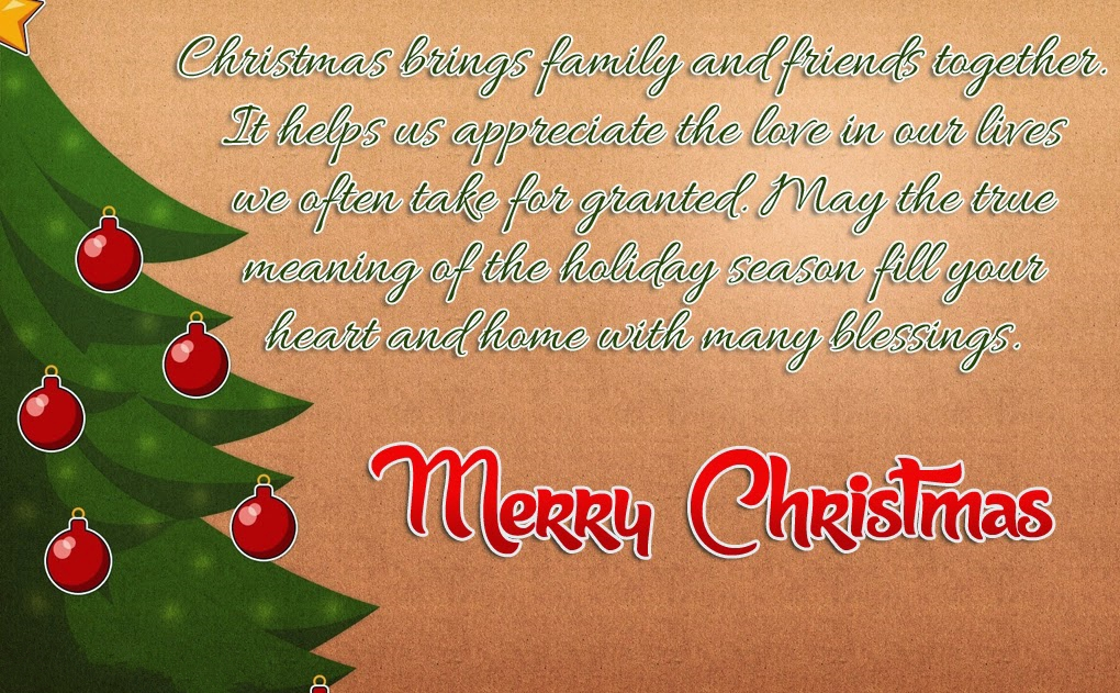Best Christmas Quotes About Love Special