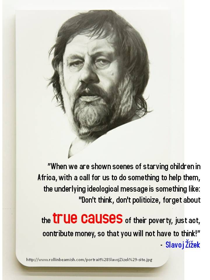 Slavoj Zizek Quotes Google Search