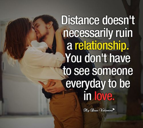 Long Distance Relationship Quotes Pinterest Pictures