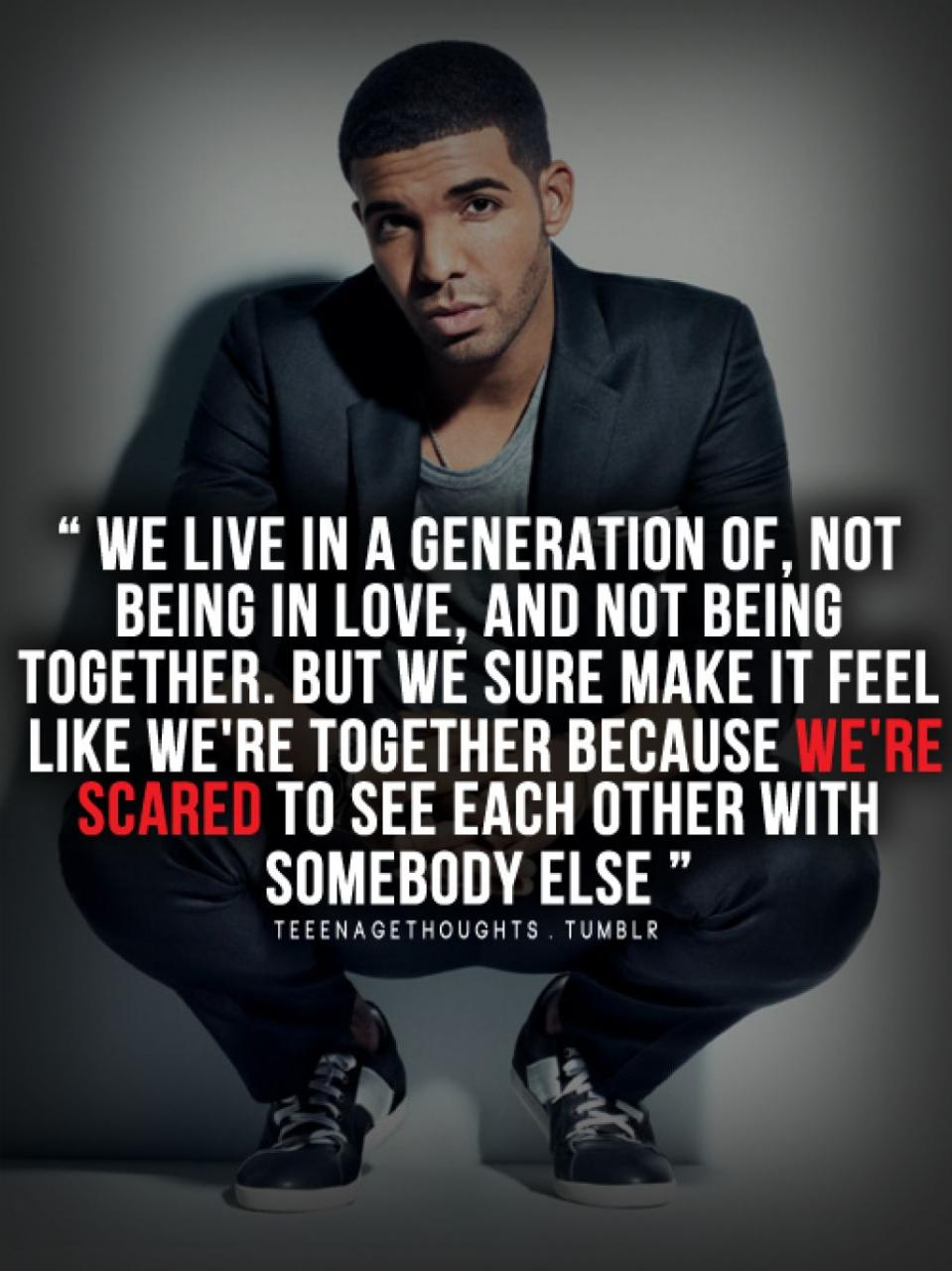 Drake Tumblr Quotes About Love
