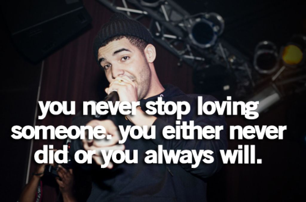 Quotes By Drake Drake  Jealousy Is Just Love And At The Same Time
