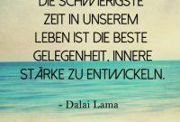 Schwierigste Zeit In Unserem Leben Ist Beste Gelegenheit Innere Starke Zu Entwickeln Dalai Lama