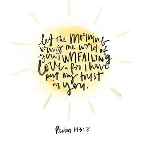 Because Unfailing Love Never Fails