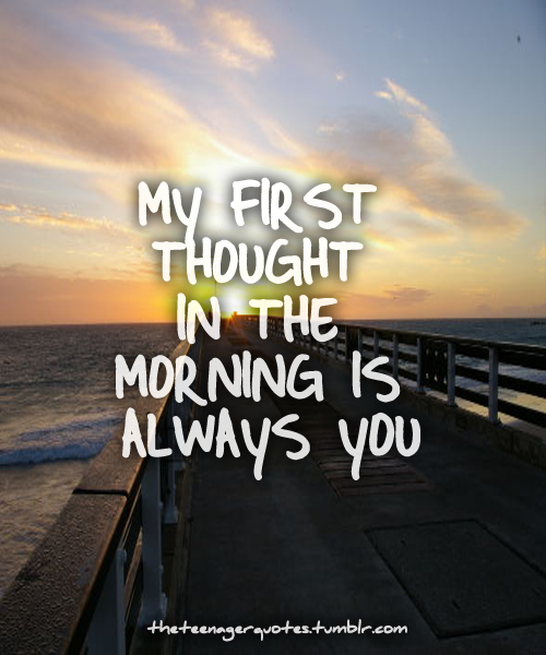 Good Morning Quotes For Him Tumblr  Png