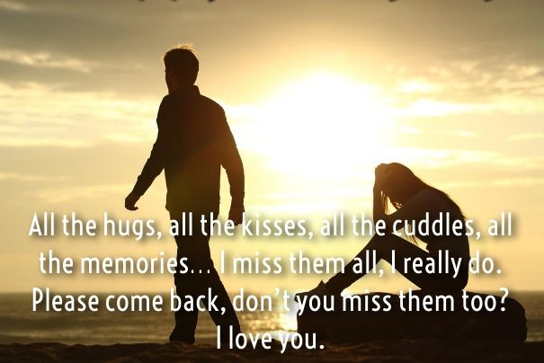 Love Quotes To Get Her Back Win Your Girlfriends Heart