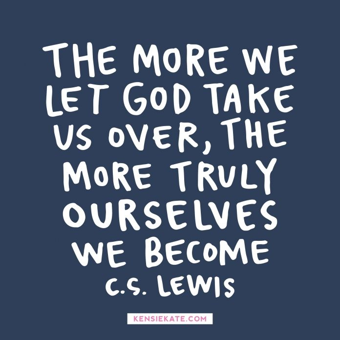 Happy Sunday Cs Lewis Quotes Lovehope