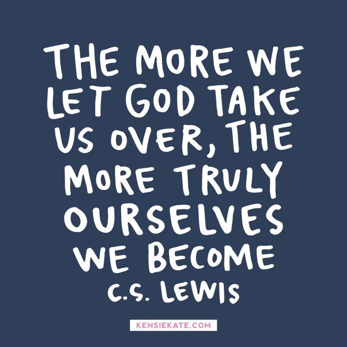 Happy Sunday Cs Lewis Quotes Lovehope