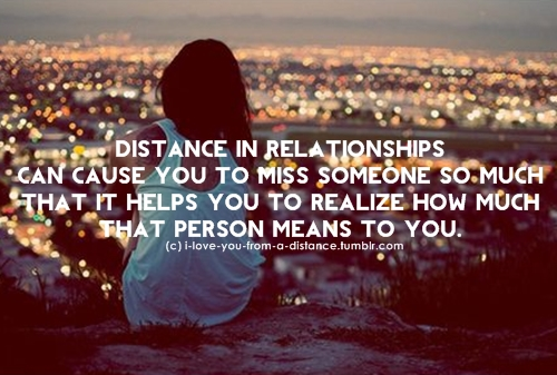 Distance Girl And Hurt Image