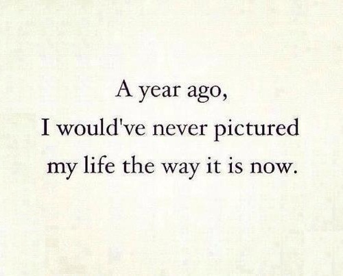 Life Quotes And Year Image