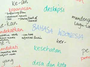 Learning Bahasa Indonesia