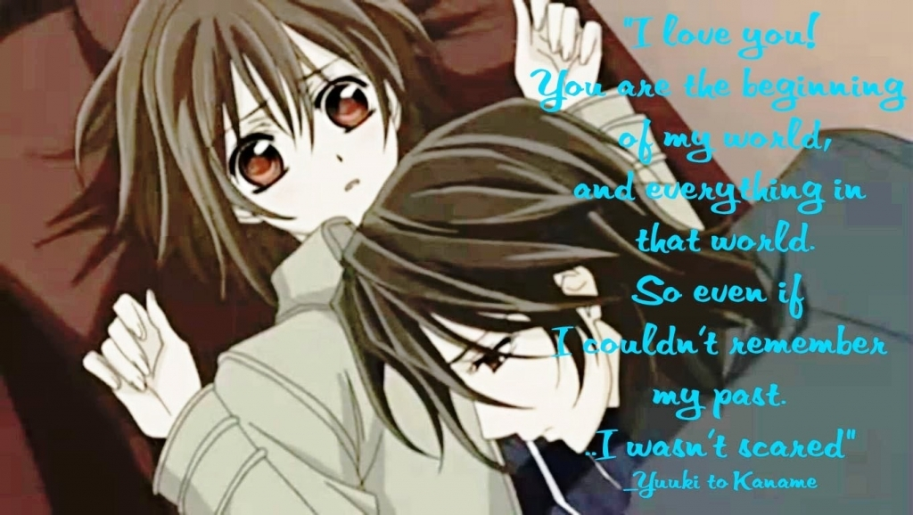 Love Anime Couple Picture With Quotes Anime Love Quotes For Him Quotesgram