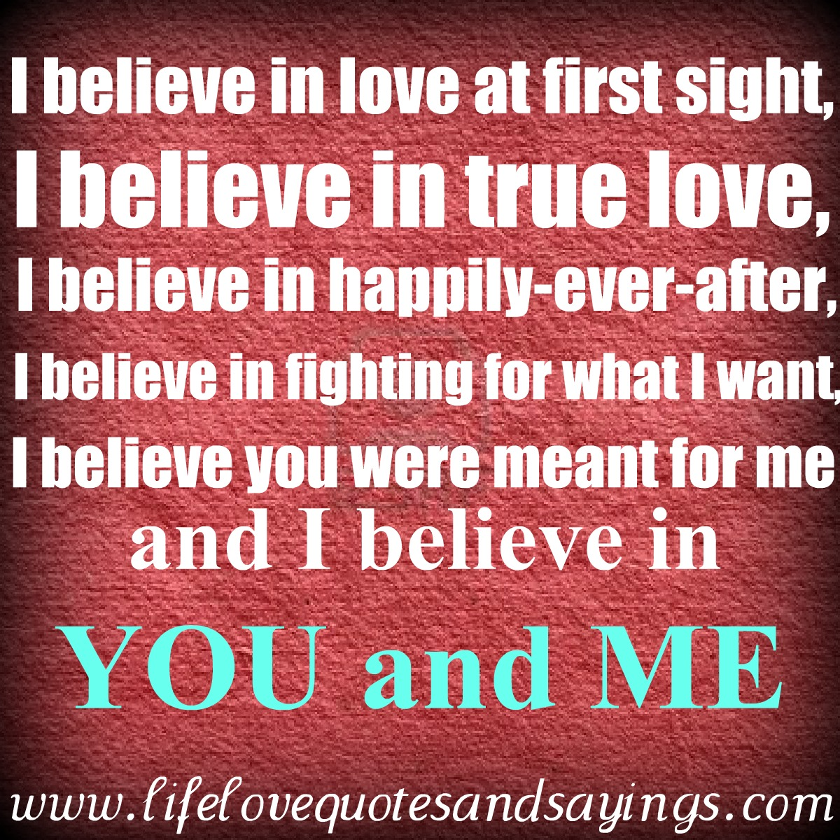Love At First Sight Quote