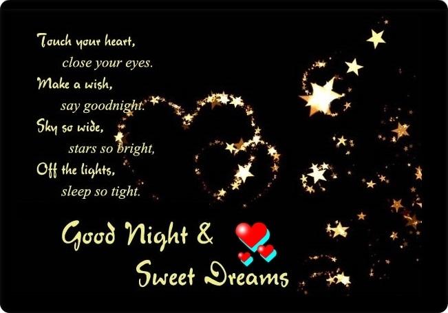 Goodnight Letter For Her