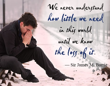 Love Quote By James Barrie