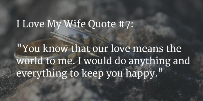Love Quotes For My Wife Delectable Love Quotes My Wife Love My Wife Quotes Quotesgrami Love