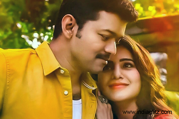 Thalapathy Vijyas Mersal Has Been Growing Fast To Achieve The Diwali Festival Release Deadline In October Last Week The Grand Audio Launch Of The