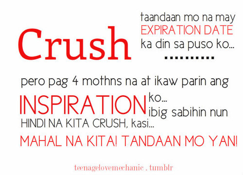 Crush Tagalog Love Quotes