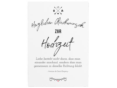 Wandtafel Holzschild Herzlichen Gluckwunsch Zur Hochzeit