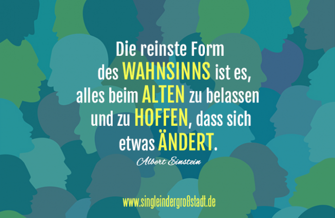 Zitat Albert Einstein Wahnsinn