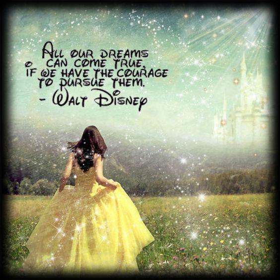 Disney Disney Zitate And Walt Disney On Pinterest