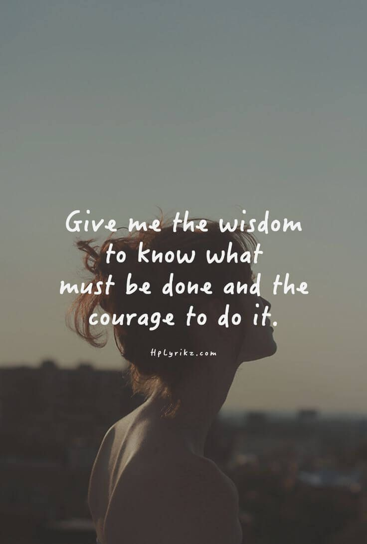 Englisch  C B Spruche Zitate  C B Freiheit  C B Universitat  C B Fitnessstudio  C B Lord Give Me The Wisdom To Know Your Will And The Courage To Do