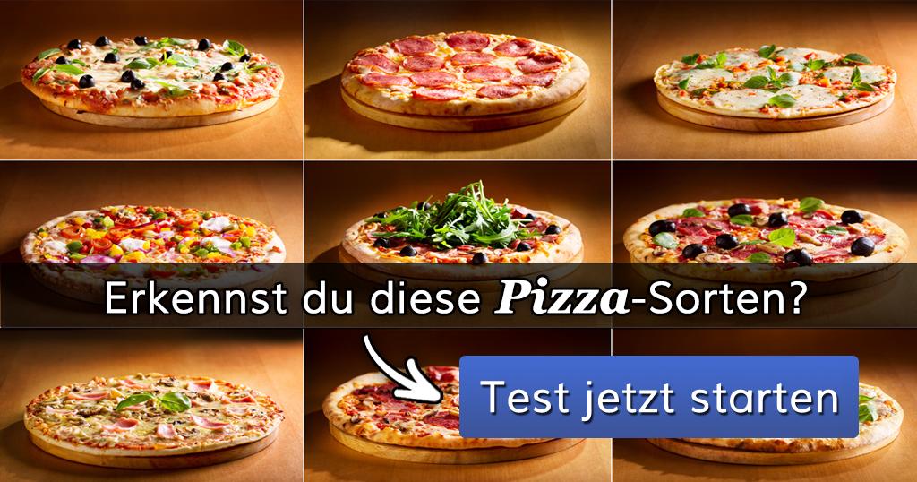 E   Erkennst Duse Pizza Sorten