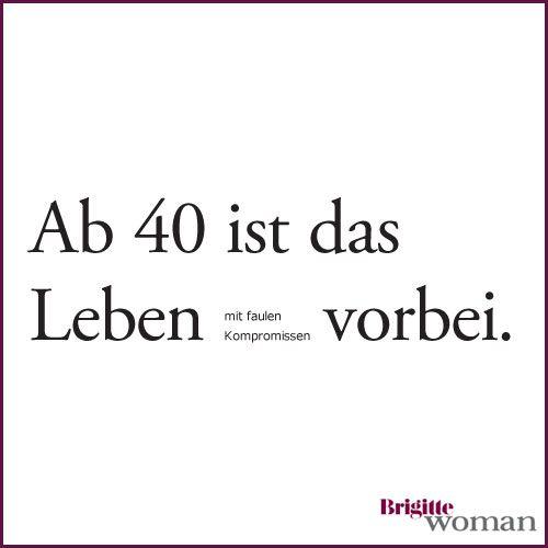 Brigitte Woman Runder Geburtstager