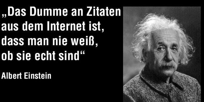 Zitate Albert Einstein Internet Jpg X