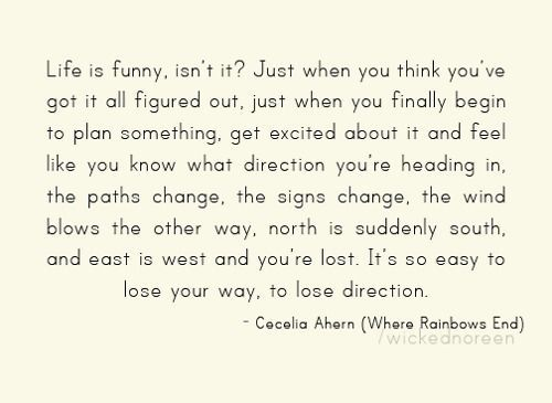 Cecelia Ahern She Has Some Pretty Amazing Quotes