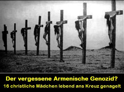 Vergessenen Turkischen Genozide An Den Christen Germanenherz