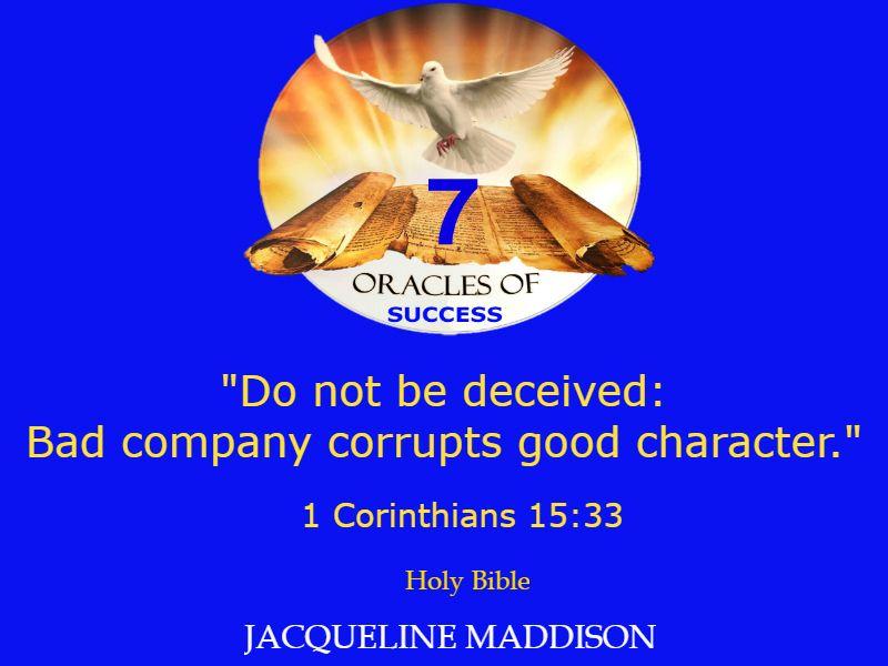 Holy Bible  E C A E C A Success Quotes Business