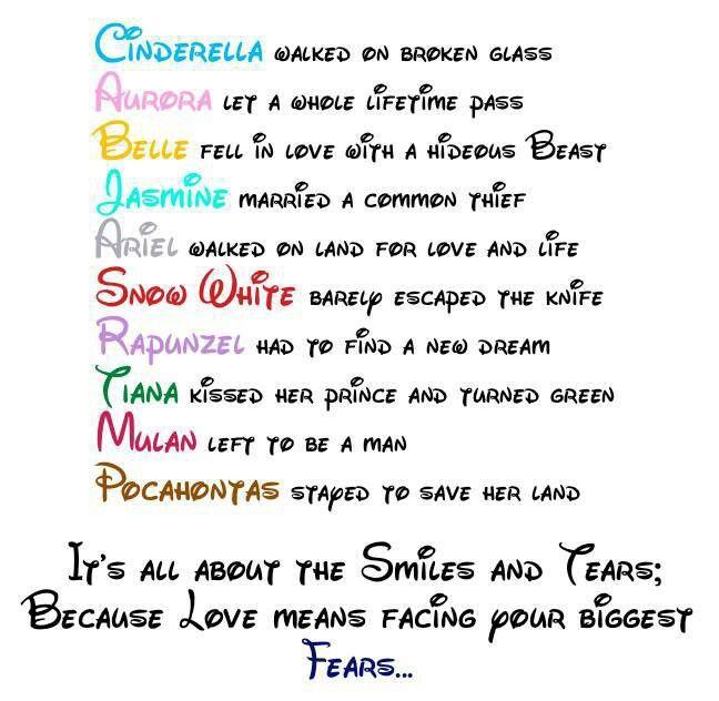 Disney Princesses Are The Best Teachers