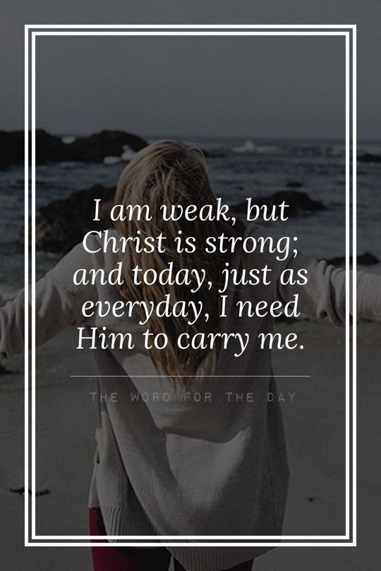 He Tends His Flock Like A Shepherd He Gathers The Lambs In His Arms And Carries Them Close To His Heart Isaiah  It Is When We Are Discouraged And