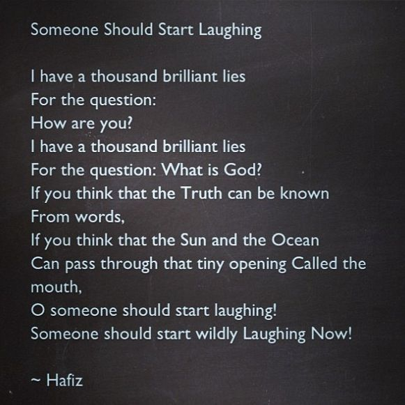 Hafiz I Sometimes Think This About My Love For Words For Really Good Words  C B Zitate Hafisgedichtszitatepersische