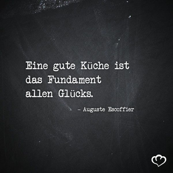 Kochen Kueche Glueck Augusteescoffier